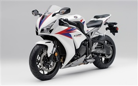 Preview wallpaper Honda CBR1000 RR 2012 motorcycle