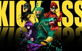 Preview wallpaper Kick-Ass HD
