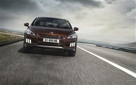 Preview wallpaper Peugeot 508 car
