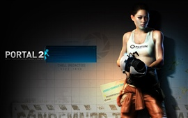 Preview wallpaper Portal 2