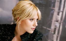Aperçu fond d'écran Scarlett Johansson 03