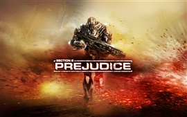 Preview wallpaper Section 8: Prejudice