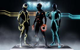 Preview wallpaper TRON: Legacy HD
