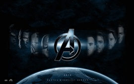 Preview wallpaper The Avengers 2012