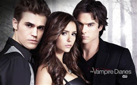 Preview wallpaper The Vampire Diaries Season 2