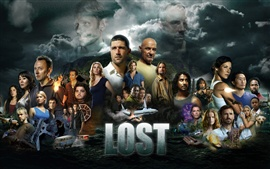Preview wallpaper U.S. drama Lost