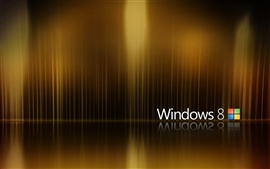 Preview wallpaper Windows 8 brown abstract background