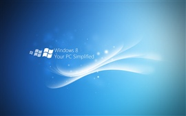 Windows 8 snow