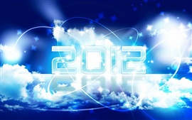 Aperçu fond d'écran 2012 ciel de rêve