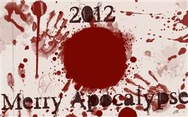 Preview wallpaper 2012 Merry Apocalypse