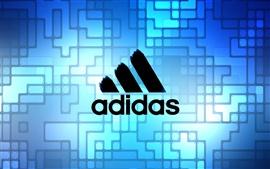Adidas синий