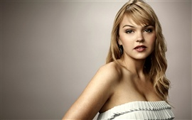 Preview wallpaper Aimee Teegarden 01