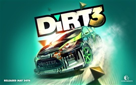 Preview wallpaper Dirt 3 2011