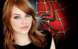 Preview wallpaper Emma Stone in The Amazing Spider-Man