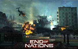 Preview wallpaper End of Nations