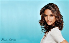 Preview wallpaper Josie Maran 01