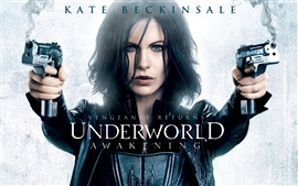 Kate Beckinsale en Underworld: Despertar