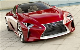 Preview wallpaper Lexus LFA