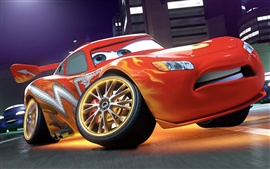 Preview wallpaper Lightning McQueen in Cars 2