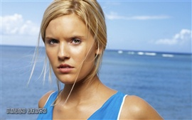 Preview wallpaper Maggie Grace 01
