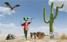 Preview wallpaper Rango HD