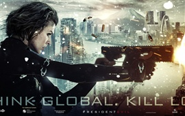 Resident Evil: Retribution HD