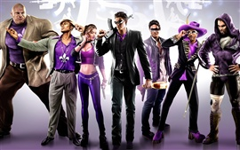 Preview wallpaper Saints Row: The Third wide