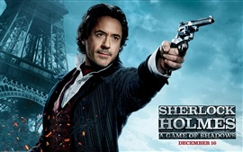 Preview wallpaper Sherlock Holmes: A Game of Shadows