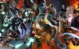 Preview wallpaper X-Men comics