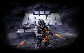 Preview wallpaper Arma 3