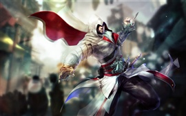 Preview wallpaper Assassin's Creed attack