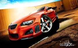 Preview wallpaper BMW m6 tuning