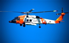 Preview wallpaper Coast Guard helicopter