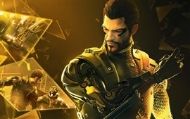 Preview wallpaper Deus Ex: Human Revolution