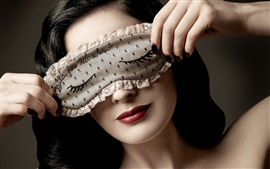 Preview wallpaper Dita Von Teese 01