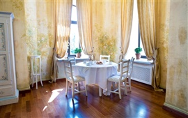 Preview wallpaper Environment cozy dining room