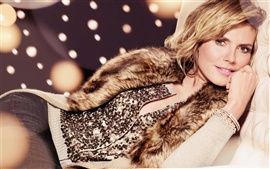 Preview wallpaper Heidi Klum 01