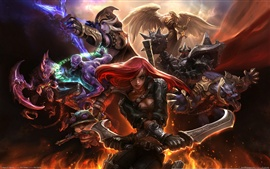 Preview wallpaper League of Legends