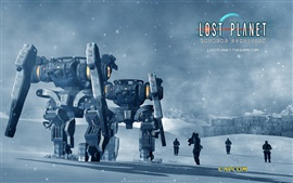 Aperçu fond d'écran Lost Planet: Extreme Condition