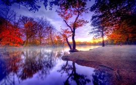 Preview wallpaper Nature autumn silence