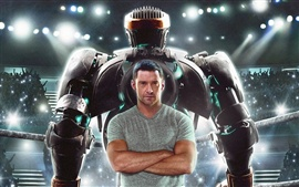 Preview wallpaper Real Steel HD