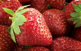 Preview wallpaper Strawberry fruit close-up