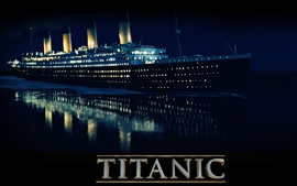 Preview wallpaper Titanic in 3D