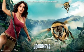 Preview wallpaper Vanessa Hudgens in Journey 2: The Mysterious Island