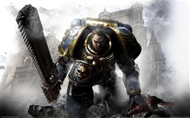 Preview wallpaper Warhammer 40000: Space Marine