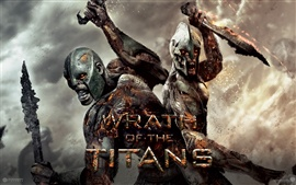 Preview wallpaper Wrath of the Titans HD