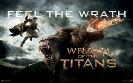 Preview wallpaper Wrath of the Titans