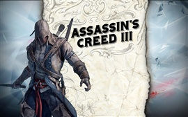 Aperçu fond d'écran Assassin 's Creed III HD