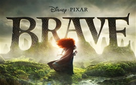 Preview wallpaper Brave HD