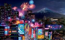 Cars 2 Tokyo City